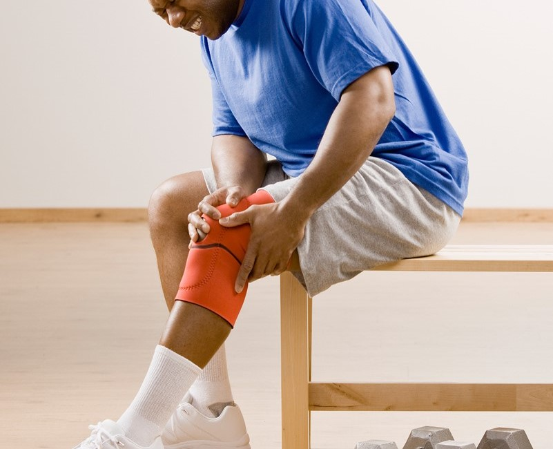 Heal your knee pain with the help of a chiropractor in Huntsville, TX